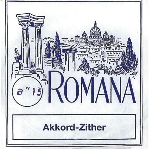 (660965) struny do cytry akordowej - komplet- całość marki Romana