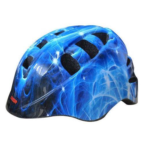 Kask rowerowy Marcel Axer - Niebieski, marki Axer Bike do zakupu w FiveSport.pl