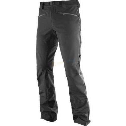 Spodnie trekkingowe męskie Ranger Mountain Pant Salomon (czarne)