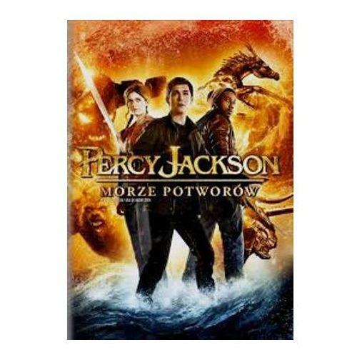 Imperial entertainment Percy jackson: morze potworów (dvd) - thor freudenthal darmowa dostawa kiosk ruchu