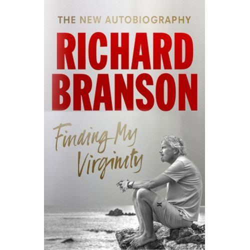 Finding My Virginity - Richard Branson DARMOWA DOSTAWA KIOSK RUCHU