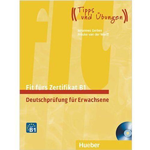 Fit furs Goethe-Zertifikat B1 LB /CD gratis/