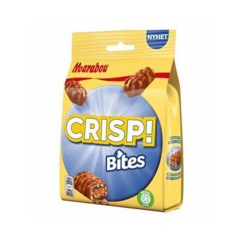 Marabou - Crisp Bites mini - batoniki czekoladowe z toffi i chrupkami ryżowymi - 140g - ze Szwecji