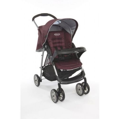 Wózek GRACO Mirage Plus Plum + DARMOWY TRANSPORT! (5021645851111)