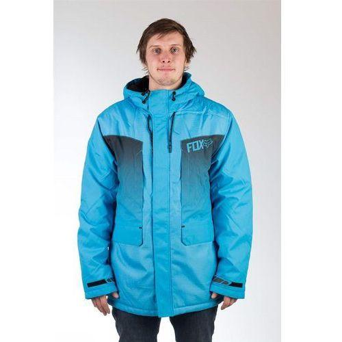 kurtka FOX - Disrupt Blue + NAKRČNÍK ZDARMA (002) rozmiar: L, 1 rozmiar