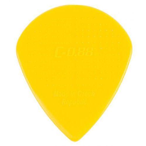 D grip jazz 0.88mm yellow kostka gitarowa