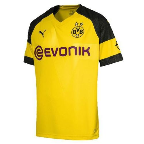 98479ee3cc0f9 KOSZULKA PUMA BORUSSIA HOME 2018/19 753310 01 349,00 zł Producent: Puma  Model: Borussia Dortmund Home Numer katalogowy: 753310 01 Materiał:100%  poliester ...