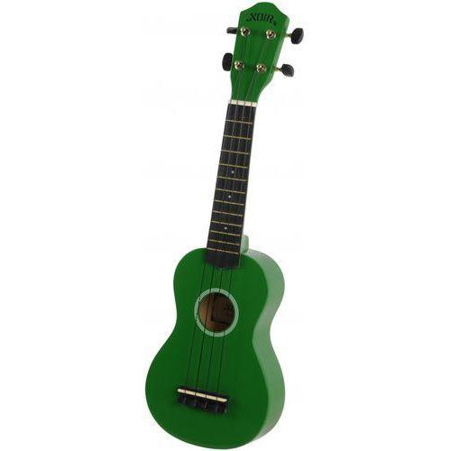 Noir NU1S Green ukulele sopranowe
