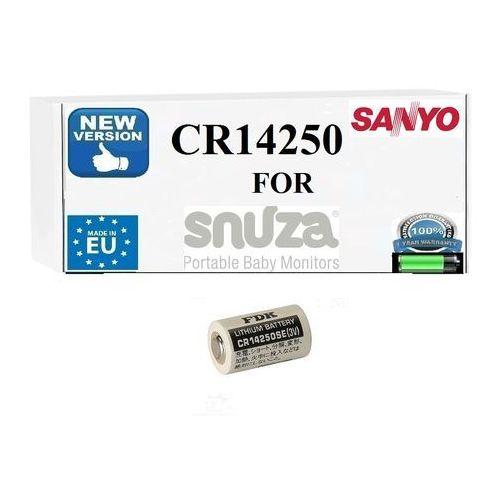 Bateria sanyo snuza go halo hero cr14250 ls14250 marki Powersmart