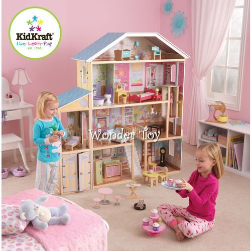 Domek dla lalek Majestic Mansion  65252, Kidkraft z wonder-toy.com