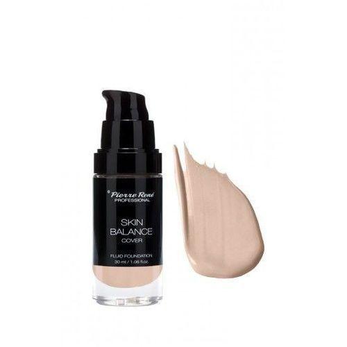 Pierre rené face skin balance wodoodporny make-up dla długotrwałego efektu odcień 25 natural 30 ml (3700467824078)