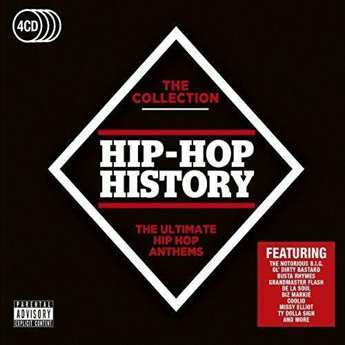 Różni Wykonawcy - HIP-HOP HISTORY - THE COLLECTION, 9029590868