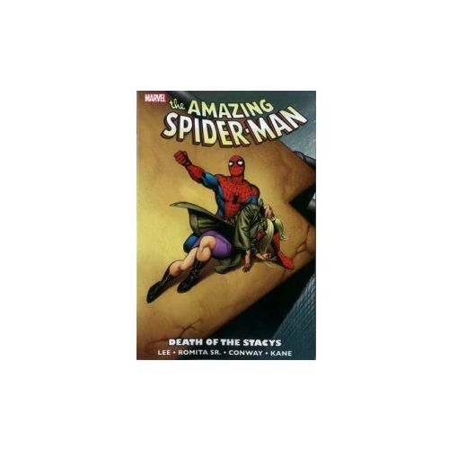 Spider-man: Death Of The Stacys (9780785167273)