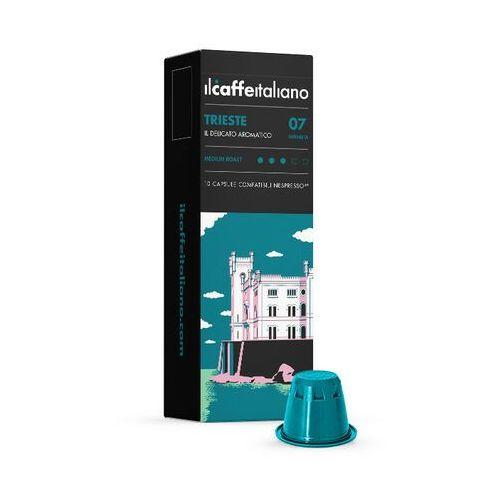 Nespresso kapsułki Trieste kapsułki do nespresso – 10 kapsułek