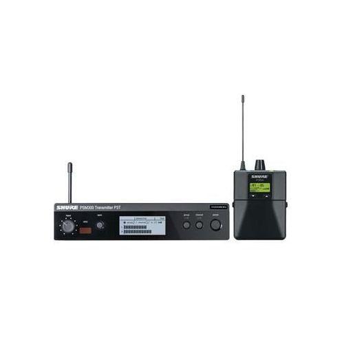 psm 300 premium p3tra bezprzewodowy system monitorowy: nadajnik p3t, odbiornik p3ra marki Shure