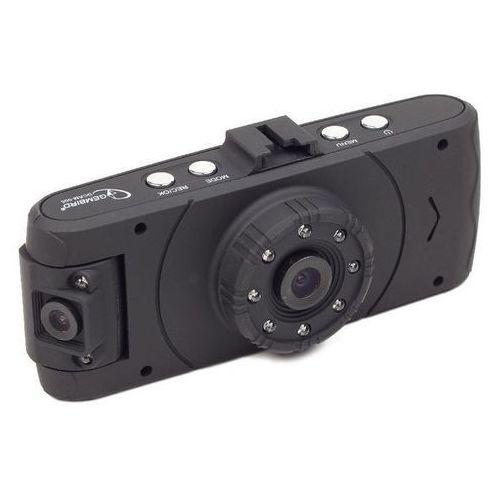 GEMBIRD Kamera samochodowa HD 720p/2 Obiektywy/Nightvision/G-Sensor DCAM-006 - DARMOWA DOSTAWA!!! - szczegóły w Zadowolenie.pl