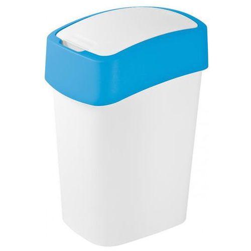 Kosz do segregacji śmieci FLIP BIN 50l niebieski - produkt dostępny w OLE.PL Profesjonalne Rozwiązania Higieniczne