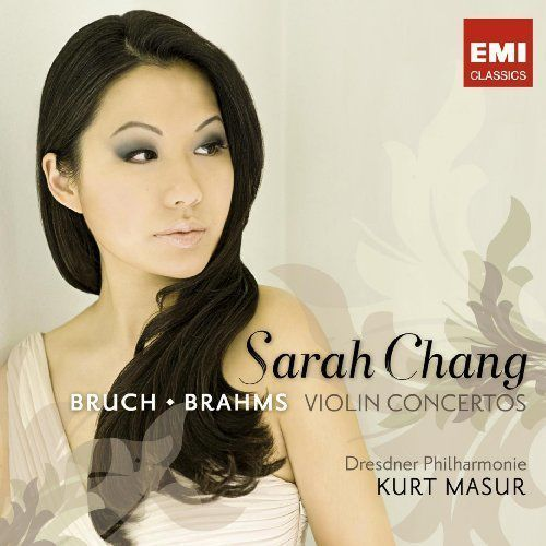 Empik.com Violin concertos - chang (płyta cd) (5099996700426)