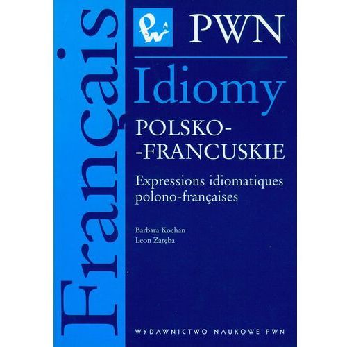 Idiomy polsko-francuskie, oprawa miękka