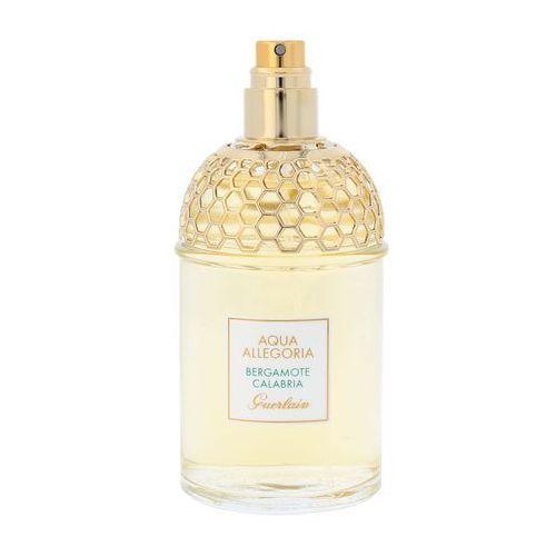 Guerlain aqua allegoria bergamote calabria woda toaletowa 125 ml tester dla kobiet (3346475542087)