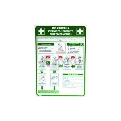 Instrukcja pierwszej pomocy przedmedycznej marki Anro