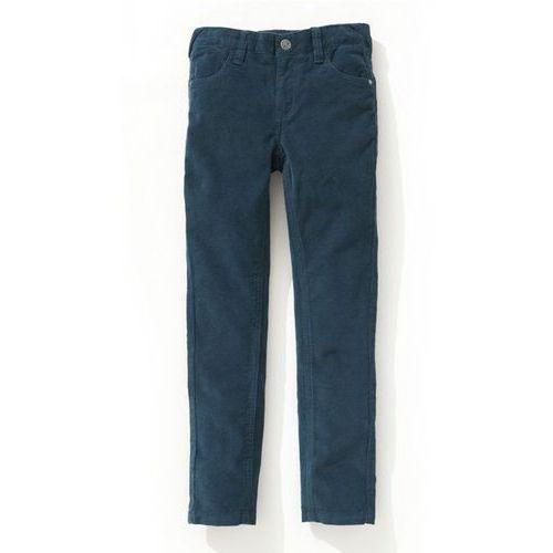Spodnie rurki, sztruks ze streczem, dziecięce dla chłopców (krótkie spodenki dla dzieci)