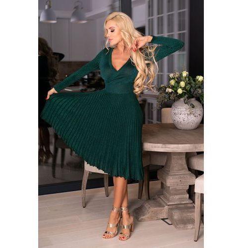 Merribel Frojene green fz1755 sukienka