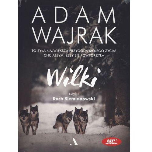 Wilki - audiobook + zakładka do książki GRATIS (2016)