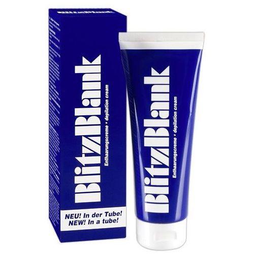Blitz blank niemiecki krem do depilacji krocza i ciała 125 ml 620084 marki Symero-products