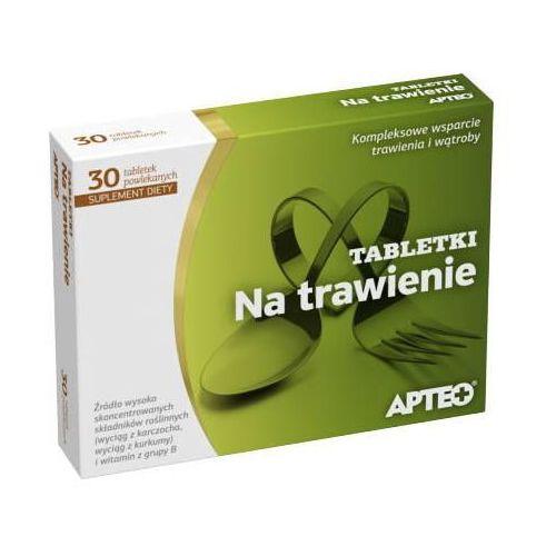 Synoptis pharma Apteo tabletki na trawienie x 30 tabletek