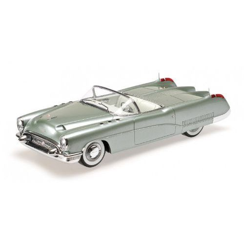 Minichamps Buick wildcat 1 concept 1953 (light green metallic) - darmowa dostawa!