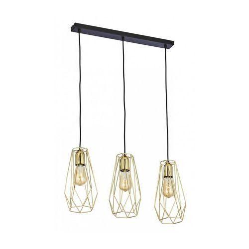 TK Lighting 2698 - Żyrandol na lince LUGO 3xE27/60W/230V, 004046-009753