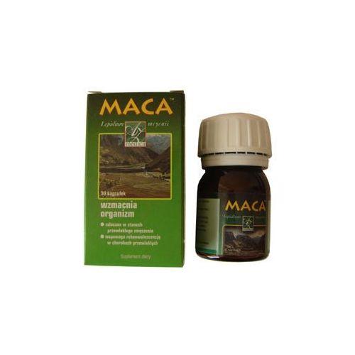 MACA - preparat wzmacniający organizm - 80kaps.