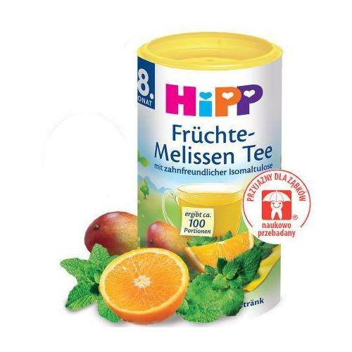 Hipp herbatka owocowa melisa mango izomaltuloza - owocowa melisa mango izomaltuloza (4062300203297)