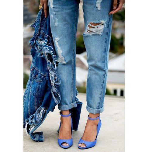 Damskie jeansy ALFONSA, jeansy