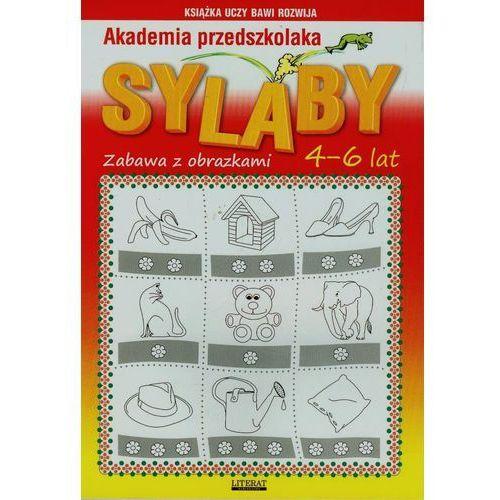Akademia przedszkolaka. Sylaby w.2011, oprawa broszurowa
