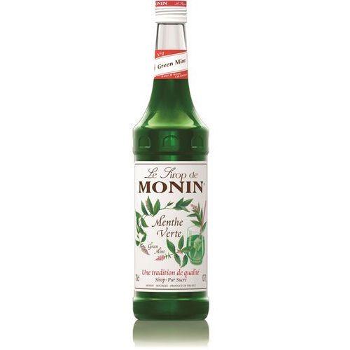 Syrop ZIELONA MIĘTA Green Mint Monin 700ml, 1133