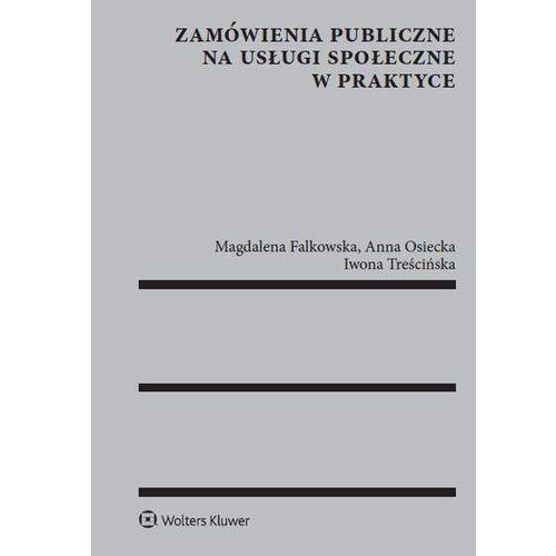 Zamówienia publiczne na usługi społeczne w praktyce (2017)