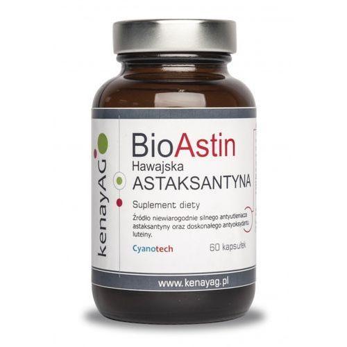 Bioastin Astaksantyna 60 kap. - silny antyutleniacz Kenay