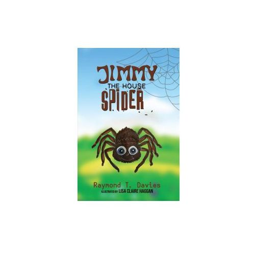 Jimmy The (House) Spider (9781787107205)