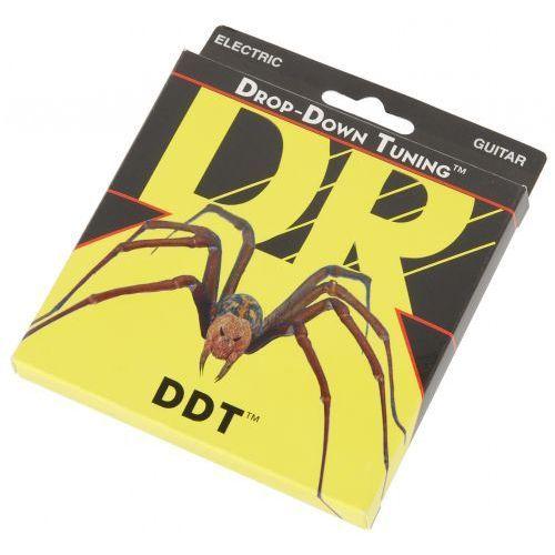 Dr ddt7-10 drop-down tuning struny do gitary elektrycznej siedmiostrunowej 10-56