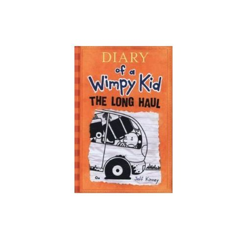 Diary Of A Wimpy Kid Long Hauler