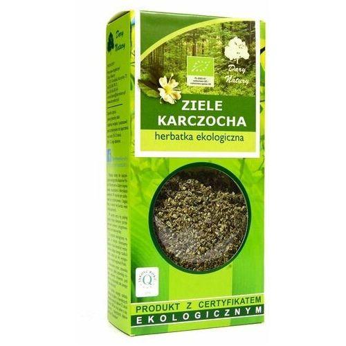 Ziele karczocha - karczoch ziele - herbatka ekologiczna -50g marki Dary natury