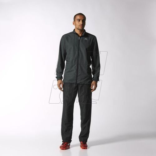 Dres treningowy adidas Tracksiut Basic M S22489 - produkt z kategorii- dresy męskie komplety