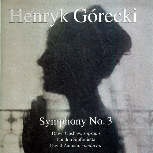 Warner music / atlantic Symphony no. 3 (of sorrowful songs) (0075597928228)