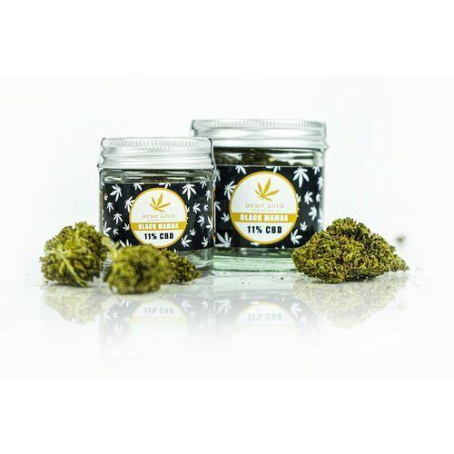 Susz Konopny CBD (Black Mamba) 5 gram
