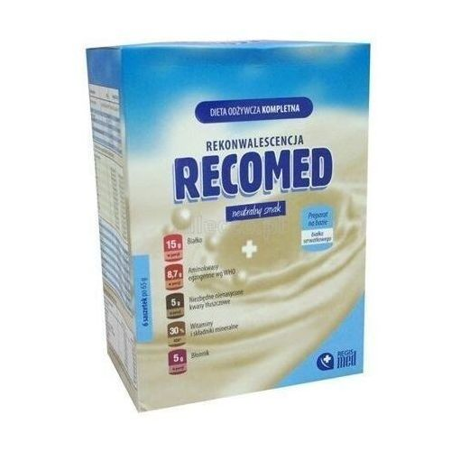 Regis Recomed smak neutralny 65g x 6 saszetek