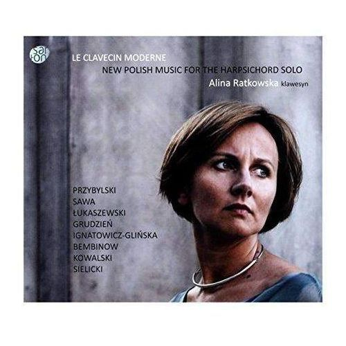 Warner music Le clavecin moderne - new polish music for the harpsichord (digipack) (cd) - alina ratkowska (5901549816204)
