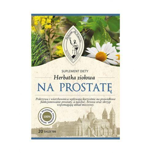 Herbarium św. franciszka Herbatka ziołowa na prostatę darmowa dostawa od 65 zł