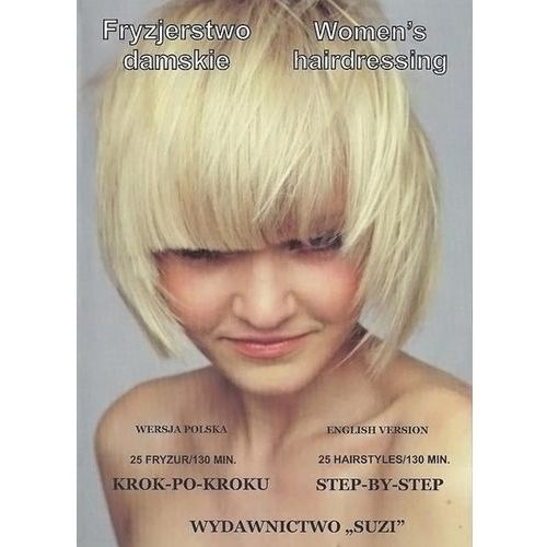 Fryzjerstwo damskie dvd marki Suzi